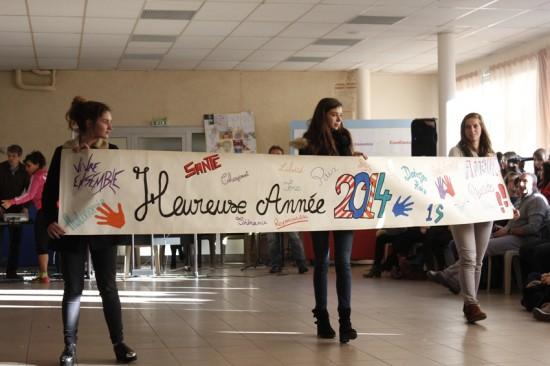 Foire aux talents 2013 lycée saint caprais